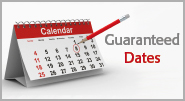 Guaranteed dates, Fast Lane, Cisco, NetApp