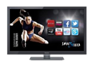 Panasonic TX-L37ET5B[br]37 Inch 300hz 3D LED TV